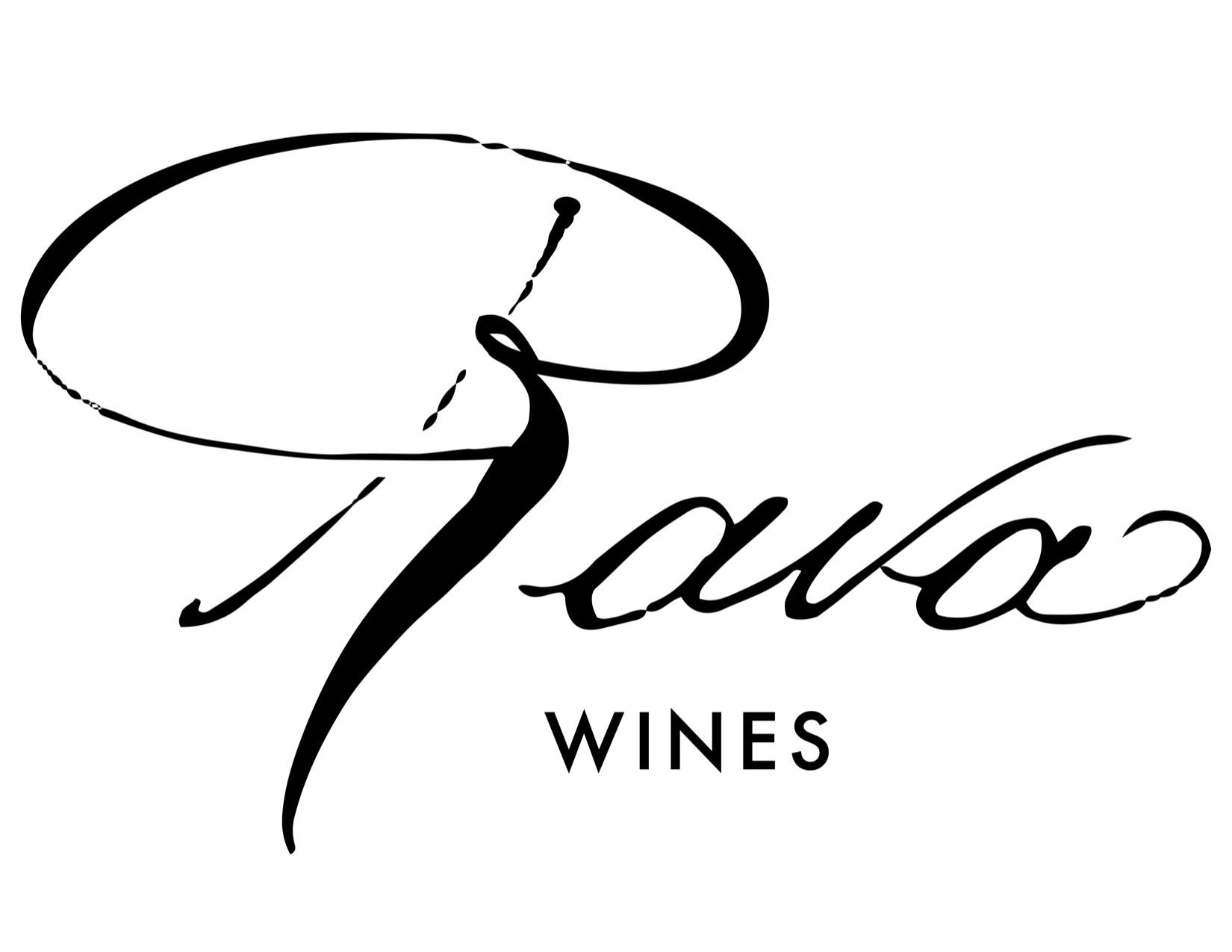 Rava Wines Logo Black Print